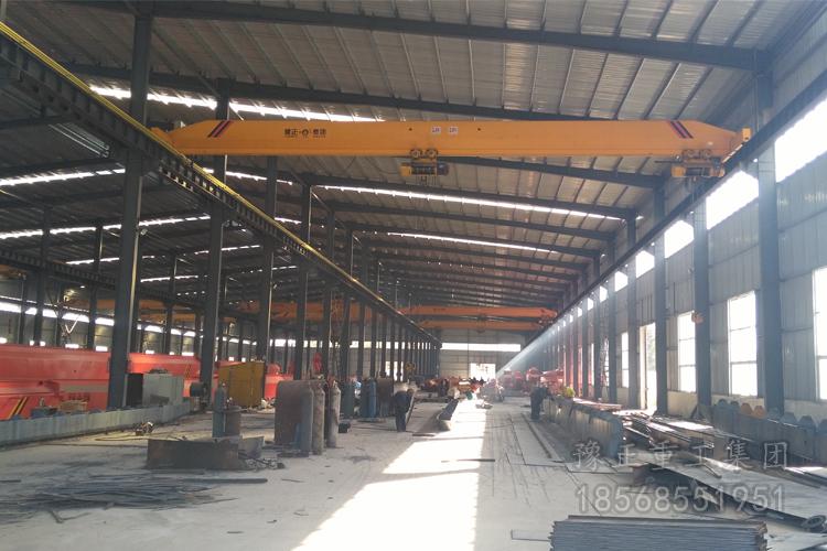 安徽芜湖LDA型10吨单梁桥式起重机,10吨单梁行车价格