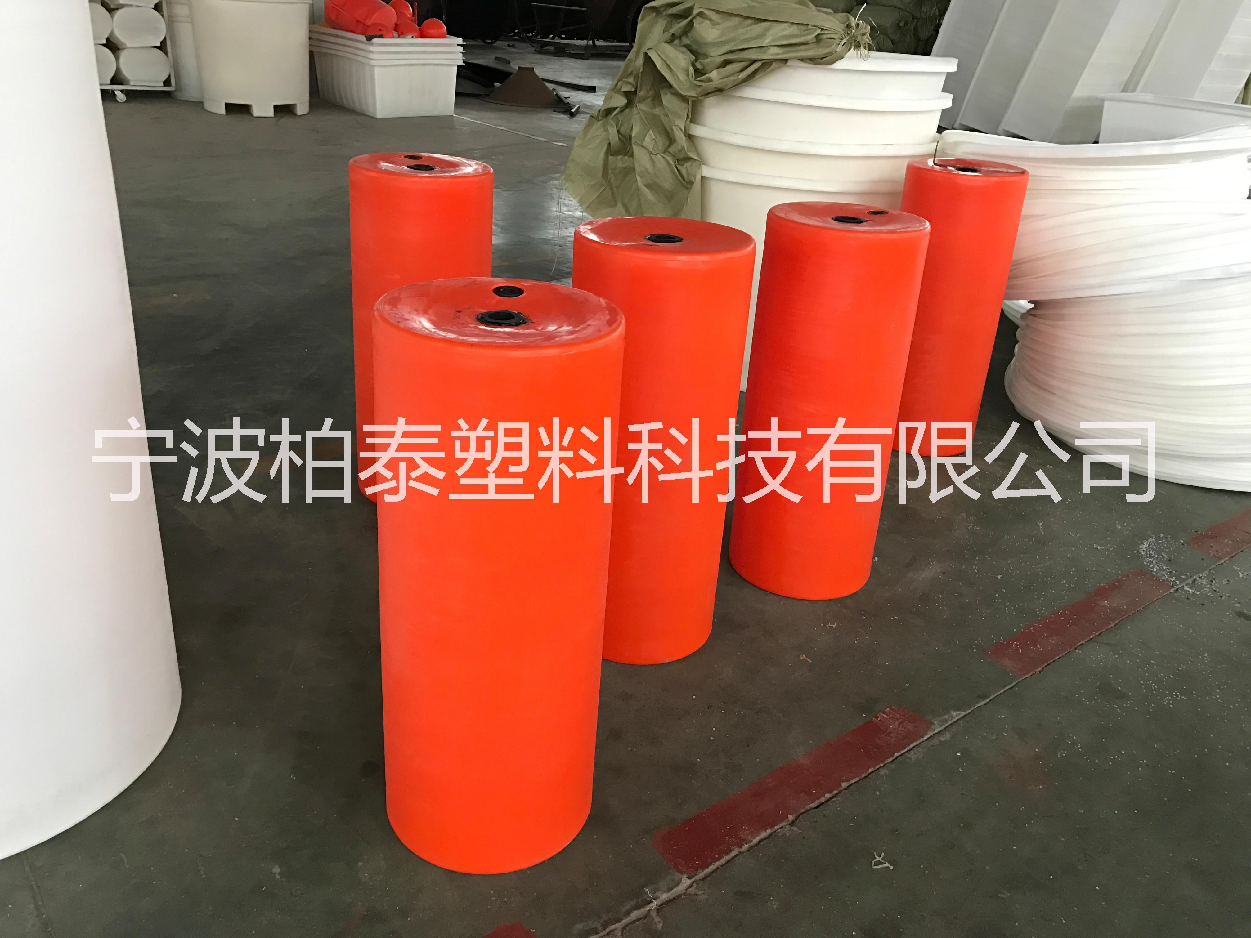 荆州直径40公分长度1米浮筒水上塑料浮筒