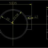 厂家批发40MM全彩点光源 RGB防水光源 LED户外景观照明灯具