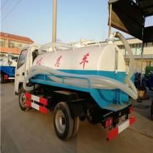 供应安徽芜湖3吨吸粪车图片 小型吸粪车 改装吸污车 三轮吸粪车配置