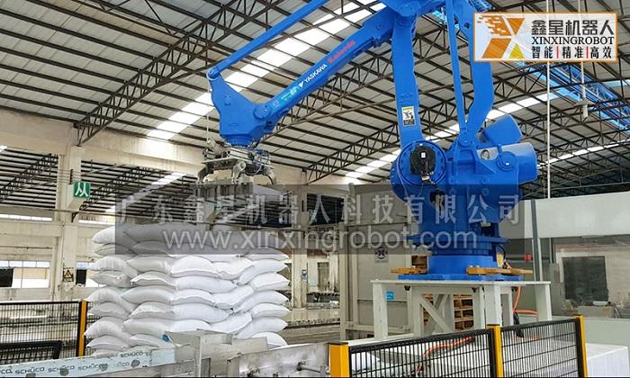 码垛机器人,自动化生产线搬运码垛机械手及仓储设备