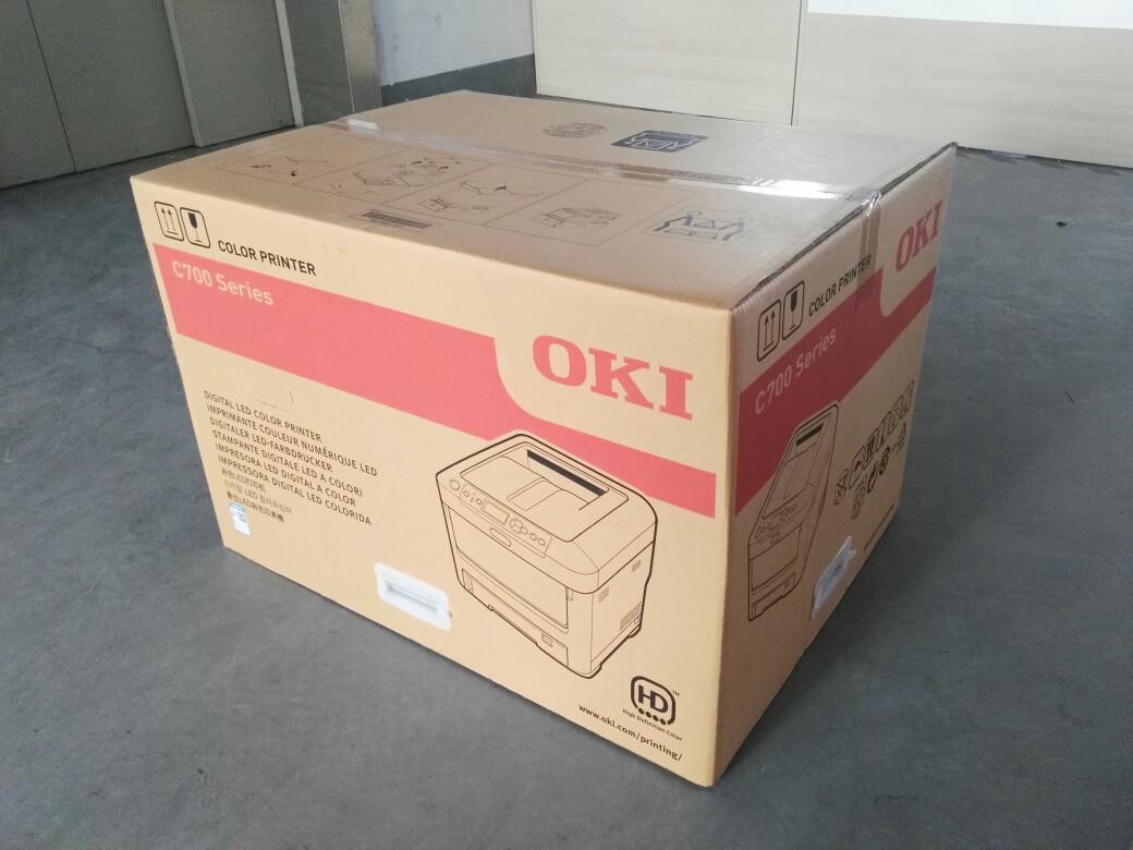 供应OKIC712n原装粉盒 碳粉盒 墨粉盒