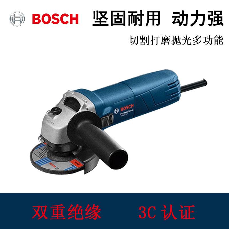 博世角磨机TWS6600价格、角磨机品牌、金属研磨角磨机批发 4寸切割打磨抛光机100M电动工具