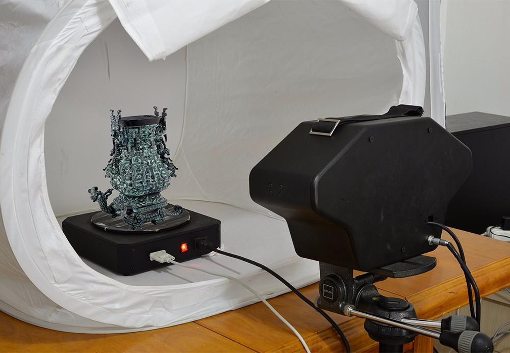 武汉中观自动化AScan智能蓝光三维扫描仪 中观AScan智能蓝光三维扫描仪