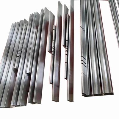 液压板料折弯机模具上下模具刀片 数控折板折弯机