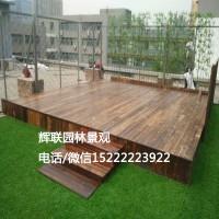 天津防腐木地板厂家