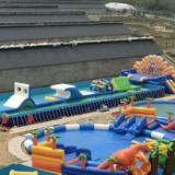 水上充气乐园/报价-充气城堡儿童乐园充气乐园 淘气堡乐园