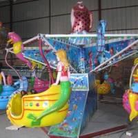 海洋漫步游乐设备新型儿童游乐设备