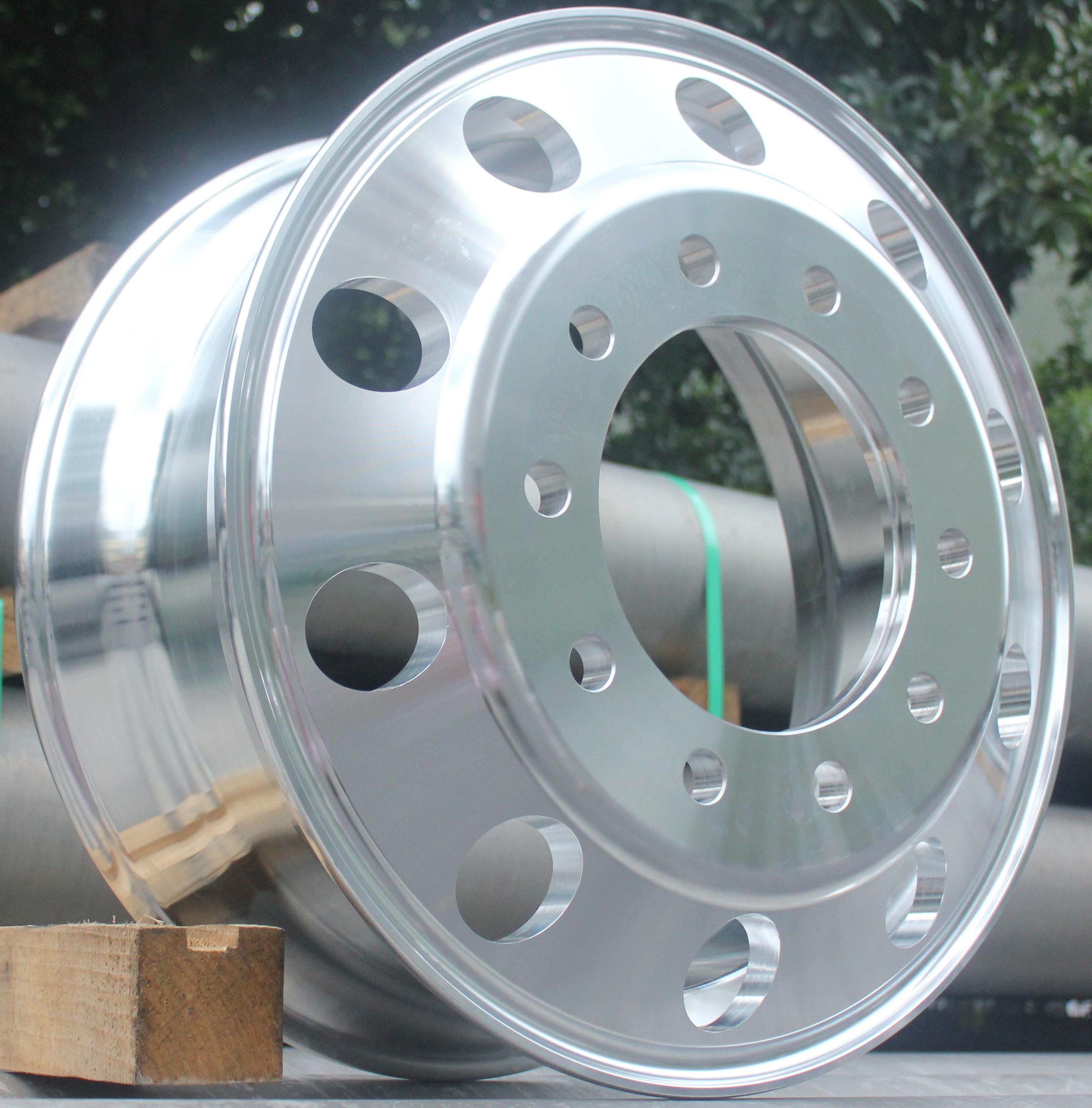 卡车9.0锻造铝合金轮毂 上海卡车9.0锻造铝合金轮毂
