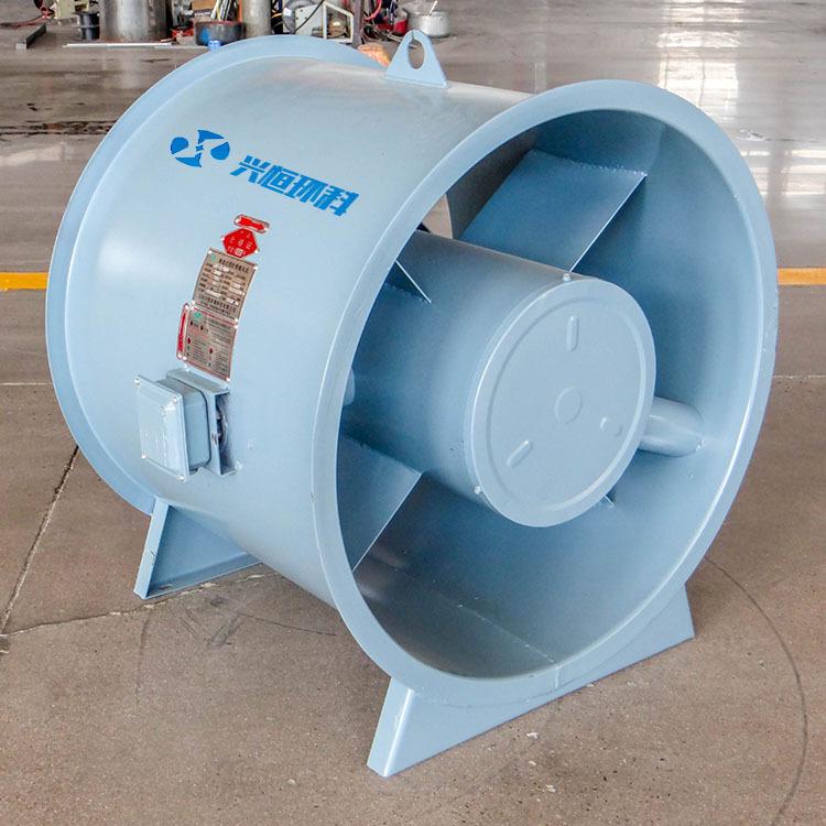 山东兴恒JGF-I-A 消防高温排烟风机 3C排烟风机 低噪音轴流风机 厂家直销