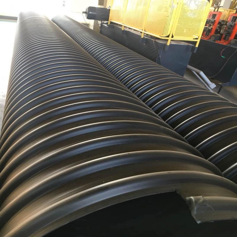 环保钢带波纹管规格质量