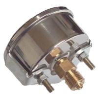 轴向U型支架耐震压力表型号规格,量程,精度