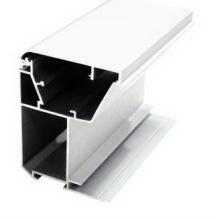 厂家直销 拉布灯箱铝型材边框 工程拉布铝型材加厚拉布铝型材边框