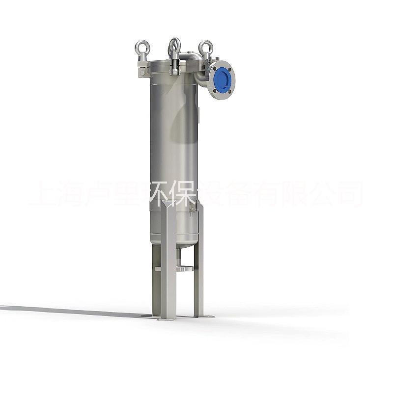 胶水过滤器 不锈钢材质 滤袋滤网 垂直开盖多袋过滤器 顶入式单袋过滤器