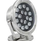 LED水下灯  七彩变色RGB水底灯  广场不锈钢涌泉灯