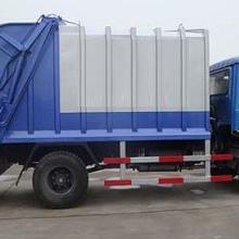 湖北随州厂家直供优质垃圾车 欢迎电议 小霸王垃圾车 市政垃圾车 市政专用垃圾车图片