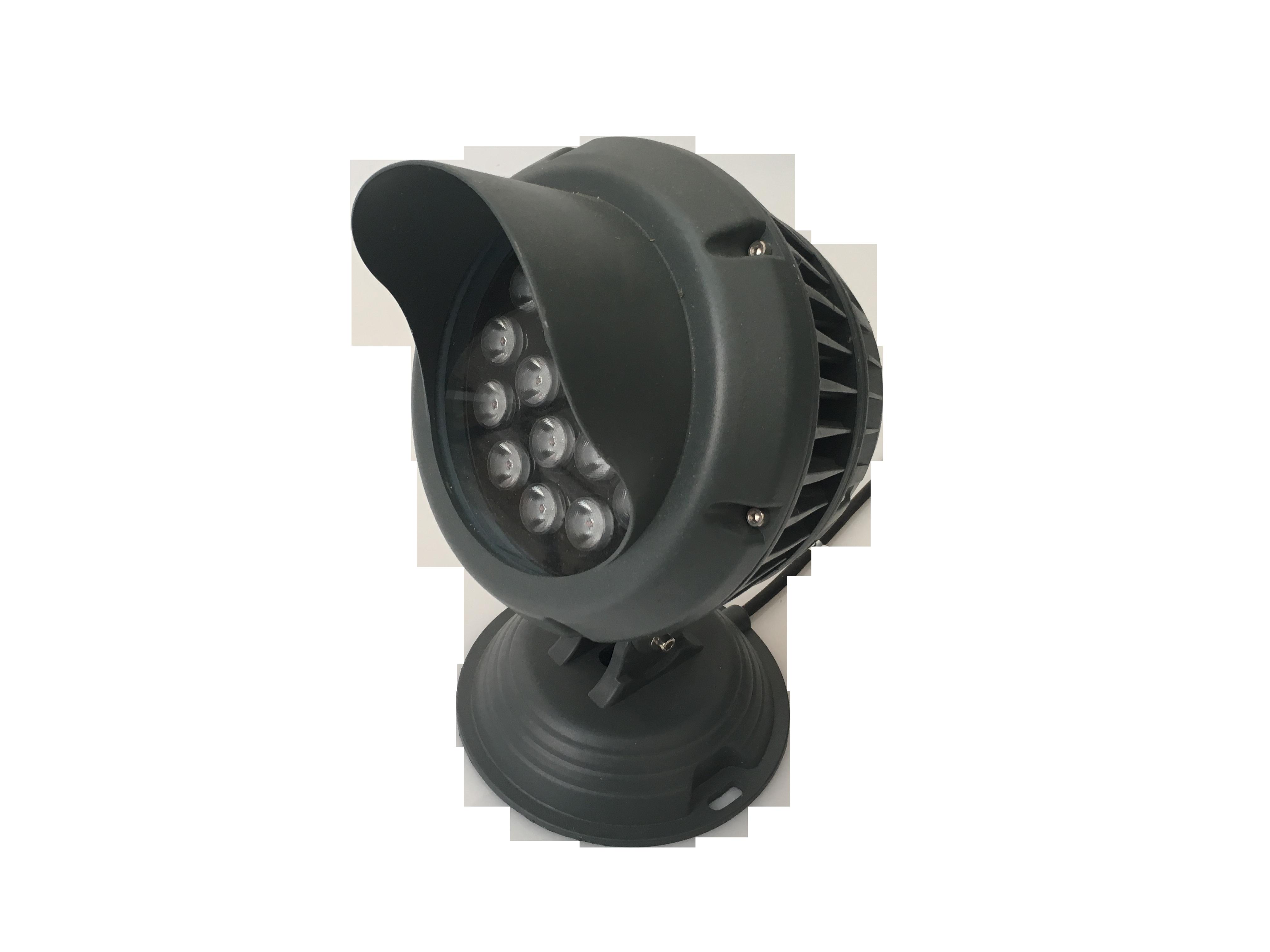 投光灯180-18W-2  户外园林18W防水投光灯  18W外控LED投光灯