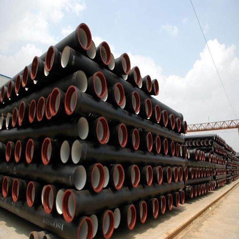 清远球墨铸铁管厂家直营 材质K9K9 规格DN200 供应清远