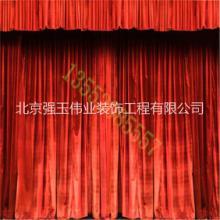 北京供应金丝绒 舞台幕布 各类幕布 幕布厂家 电动舞台幕布