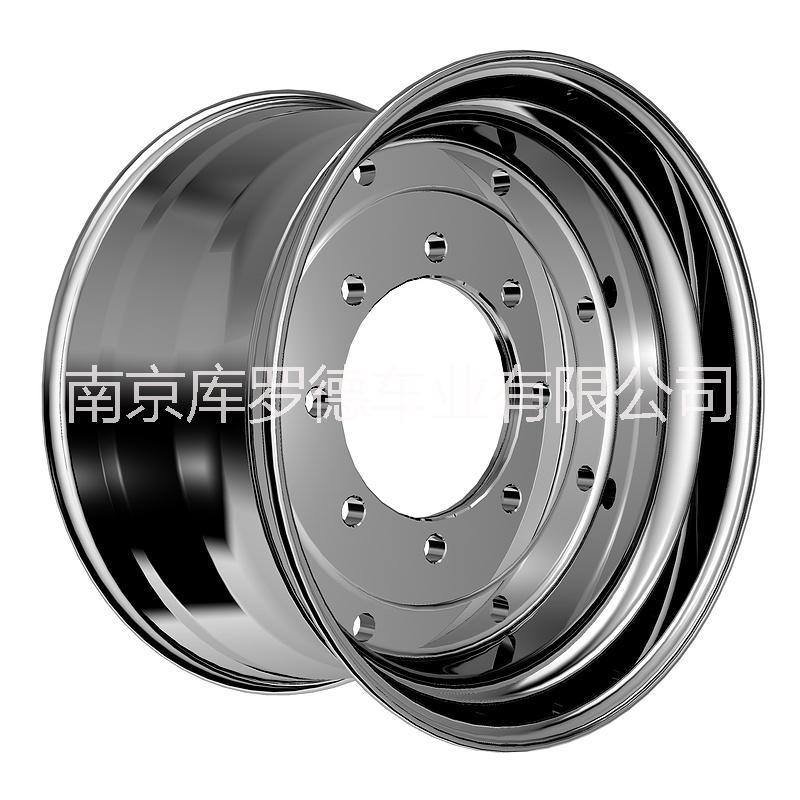 商用车锻造铝合金轮圈客车轮毂 商用车锻造铝合金轮圈客车轮毂39