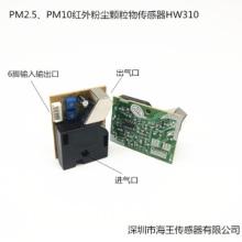 红外粉尘传感器HW310