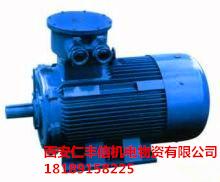 YB2防爆型三相异步电动机销售
