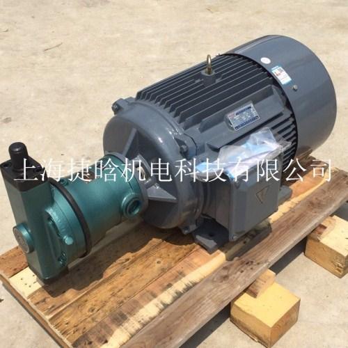 疯狂热卖YQB180L-4油泵电机 22KW内孔轴液压马达