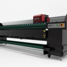 3.2米UV卷材机三头白彩油8D效果UV卷材写真机喷绘机 3.2米UV卷材白彩油写真打印机批发