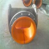 上海Q325B陶瓷耐磨三通河北鑫广泰管道有限公司带你一起引新科技    Q325B陶瓷耐磨三通
