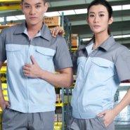 专业定做员工工作制服,厂服工衣厂图片