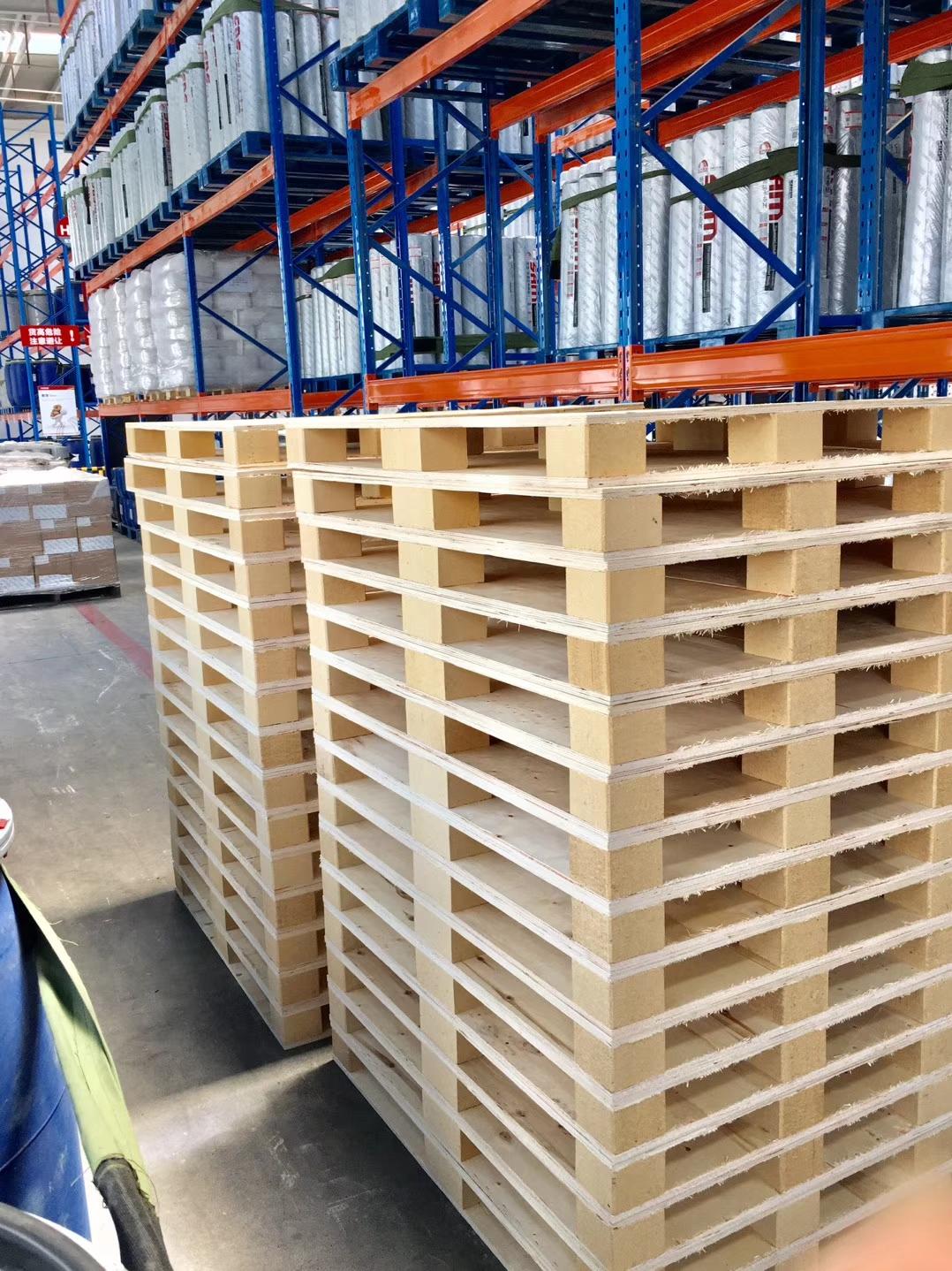 供应出口免熏蒸托盘 卡板 栈板 胶合板多层板托盘 成都厂家直销