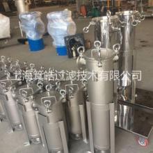 上海箕皓专业生产不锈钢布袋过滤机批发
