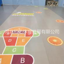 广州幼儿园定制地板地胶 重庆广州儿童体适能定制地板地胶儿童早教中心定制地板图片
