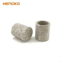 热销精品过滤精度准确孔隙均匀通透性强不锈钢烧结透气杯