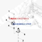 康明斯减振垫204493康明斯KTA38-P980发动机减振垫 康明斯发动机减振垫