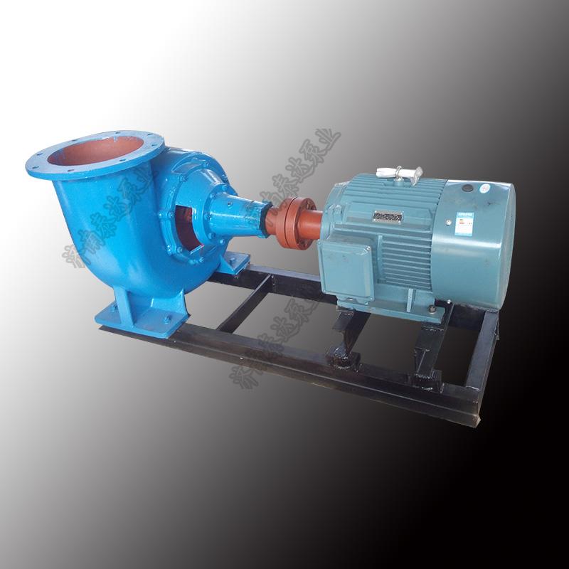 350HW-8S卧式蜗壳式混流泵