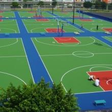 塑胶篮球场供应商 塑胶篮球场地坪施工 塑胶篮球场造价 塑胶篮球场厂家