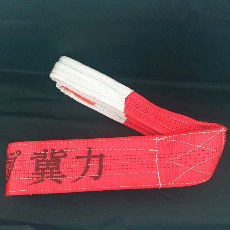 耐酸碱吊装带和彩色吊装带的特点