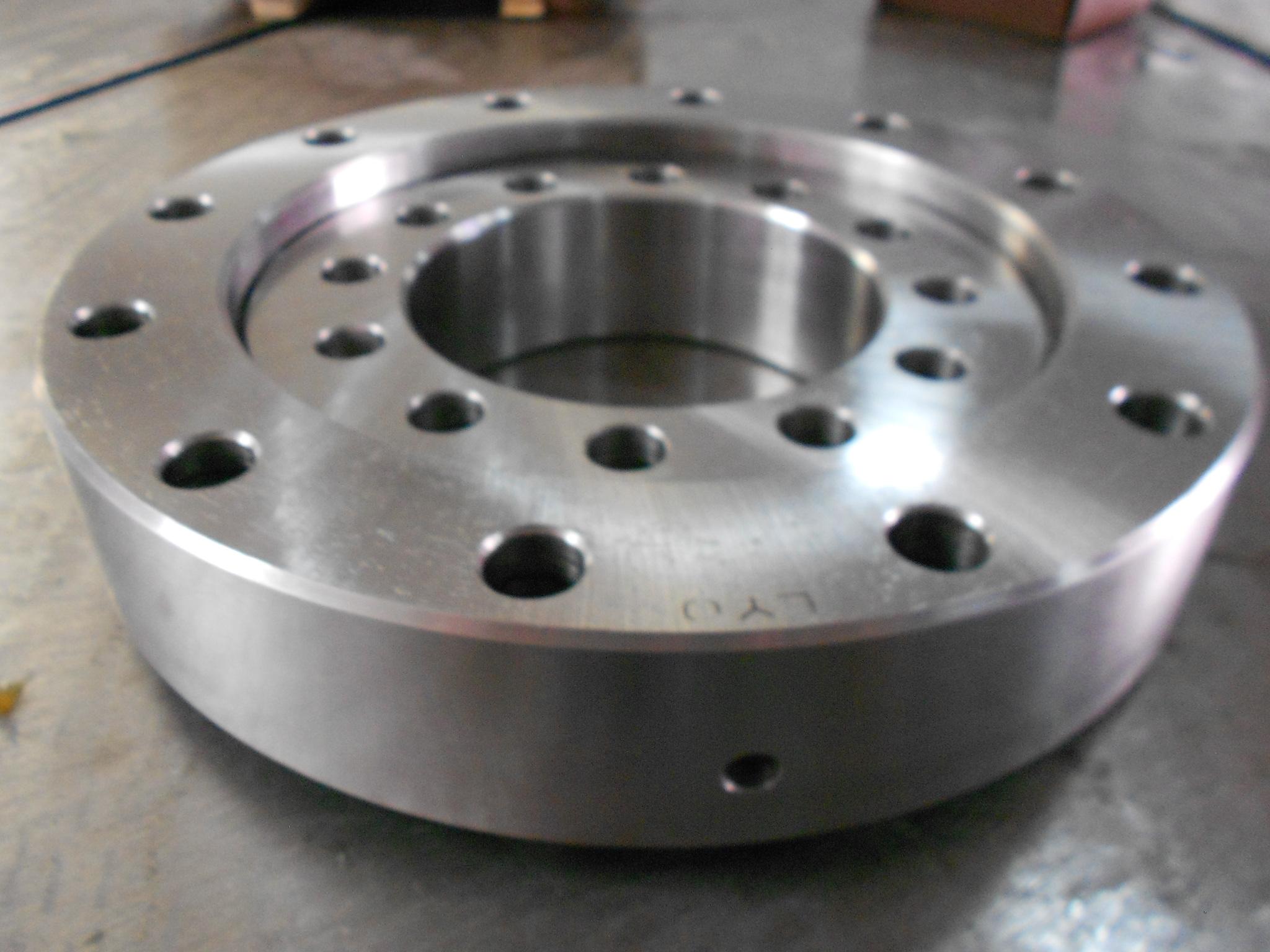 LDB 厂家供应四点接触球转盘轴承010.20.200无齿式回转支承