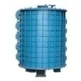 搪玻璃碟片式冷凝器 搪玻璃冷凝器 碟片式冷凝器 搪瓷碟片式冷凝器