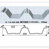 长治 YX114-333-666彩钢屋面板厂家