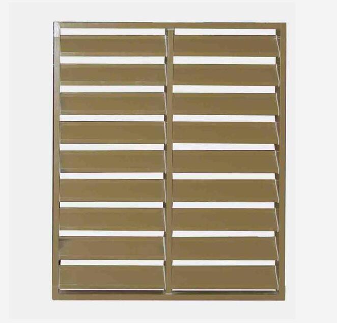 锌钢百叶窗护栏厂家  百叶窗批发  百叶窗厂家定制加工