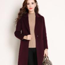 羊绒大衣 双面呢大衣,手工双面呢大衣羊绒大衣批发图片