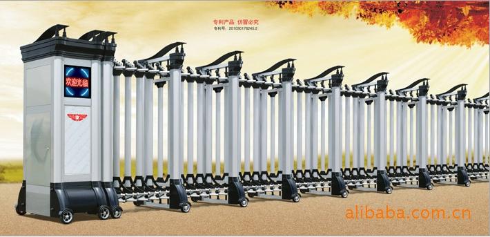 广州 番禺 重庆铝合金伸缩门供应商