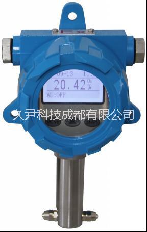 JY-F102-EX防爆氧变送器