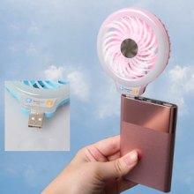 移动电源风扇 USB风扇 补光风扇 USB充电宝风扇 创意手持风扇批发批发