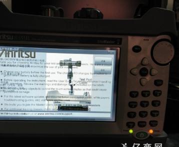 回收安立S331L天馈线测试仪  驻波仪