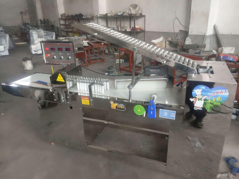 邢台不锈钢全自动馒头机厂家  全套大型全自动不锈钢馒头机   大型商用自动馒头机
