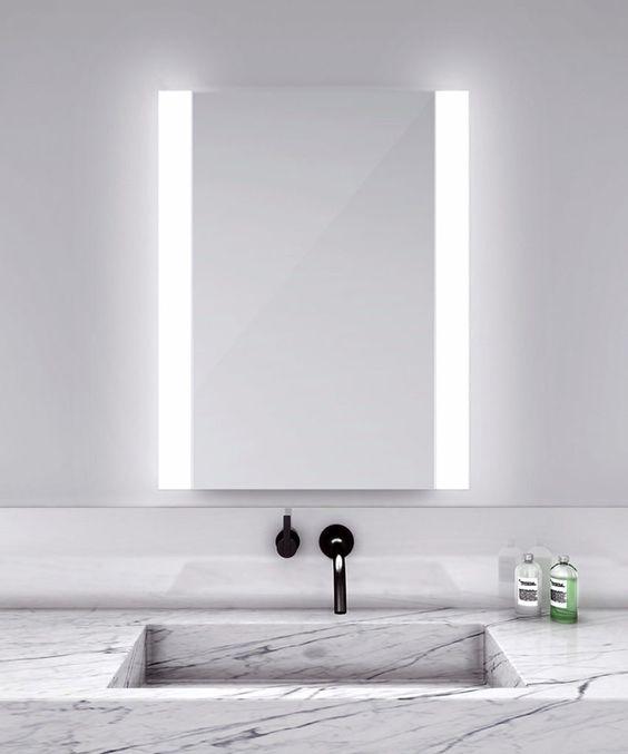 壁挂浴室镜子led灯镜智能蓝牙高清卫浴镜无框卫生间镜防雾镜