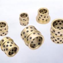 JDB-1H特高硬度黄铜镶嵌固体润滑轴承图片
